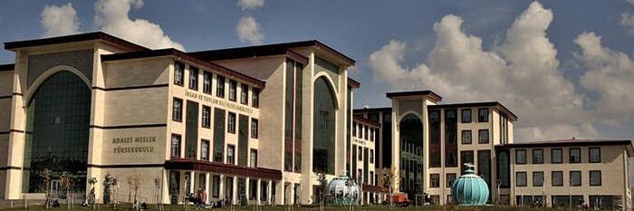 Bayburt Üniversitesi 2021 Taban Puanları ve Başarı Sıralamaları