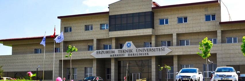Erzurum Teknik Üniversitesi 2021 Taban Puanları ve Başarı Sıralamaları