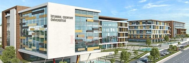 İstanbul Esenyurt Üniversitesi 2021 Taban Puanları ve Başarı Sıralamaları