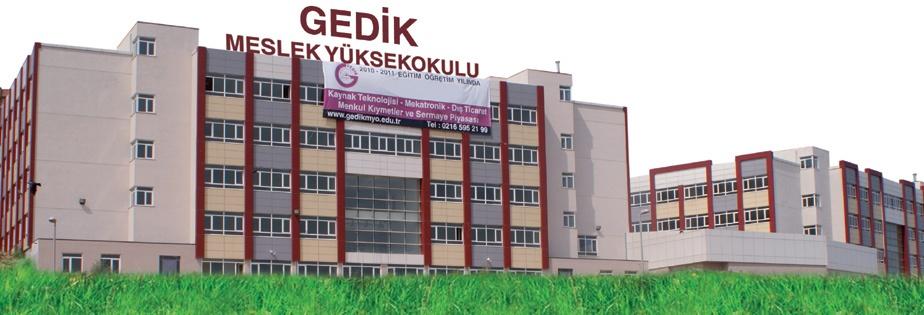 İstanbul Gedik Üniversitesi 2021 Taban Puanları ve Başarı Sıralamaları