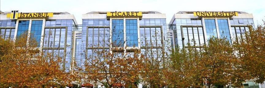 İstanbul Ticaret Üniversitesi 2021 Taban Puanları ve Başarı Sıralamaları