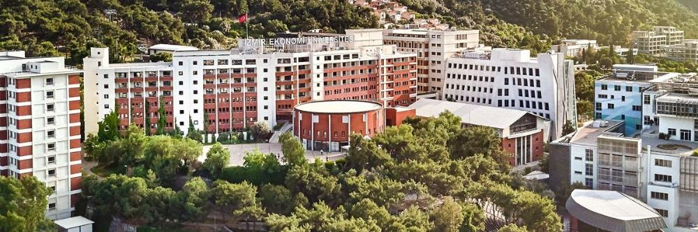 İzmir Ekonomi Üniversitesi 2021 Taban Puanları ve Başarı Sıralamaları