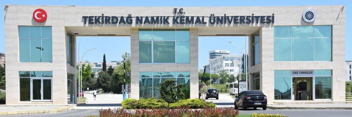 Tekirdağ Namık Kemal Üniversitesi 2021 Taban Puanları ve Başarı Sıralamaları