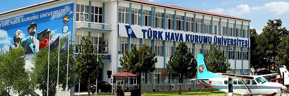 Türk Hava Kurumu Üniversitesi 2021 Taban Puanları ve Başarı Sıralamaları